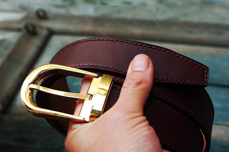 Thắt Lưng Handmade Da Bò Cao Cấp STLH016 2