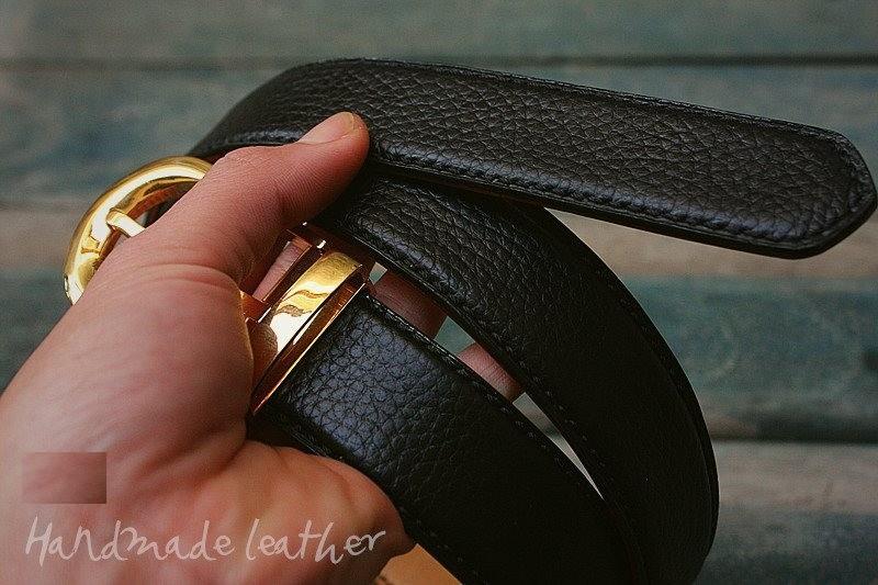 Thắt Lưng Handmade Da Bò Cao Cấp STLH016 5