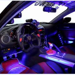 Đèn led chiếu gầm xe ô tô