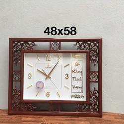 đồng hồ treo tường kashi