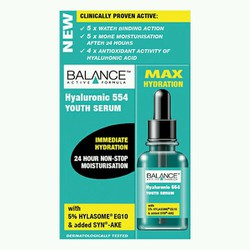 Serum Balance Hyaluronic 554