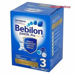 Sữa Bebilon số 3 - 1.200g
