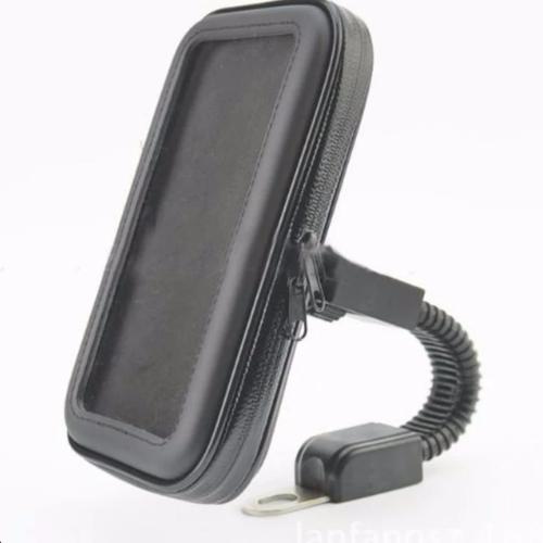 Worldmart giá đỡ điện thoại xe máy cho điện thoại 5.5 inch trở xuống