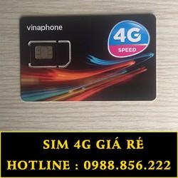 Sim 4G Vinaphone tặng 5 GB 1 tháng trọn gói trong 12 tháng Miễn Phí.