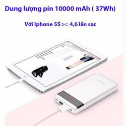 Pin sạc dự phòng cho điện thoại Yoobao P10000L