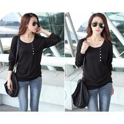Áo thun nữ thời trang phong cách Hàn Quốc - A011473507