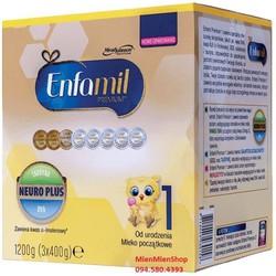 Sữa Enfamil Premium số 1 - 1200g _ Nội địa Ba Lan