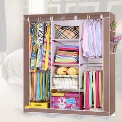 tủ đựng đồ bằng vải