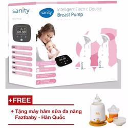Máy Hút Sữa Điện Sanity AP-5316 Hút Đôi