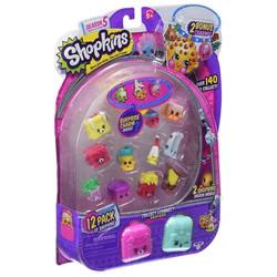 Bộ Đồ Chơi Shopkins Season 5 12 Pack