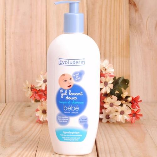Sữa tắm dành cho em bé Evoluderm - Pháp - 4246365 , 5494087 , 15_5494087 , 130000 , Sua-tam-danh-cho-em-be-Evoluderm-Phap-15_5494087 , sendo.vn , Sữa tắm dành cho em bé Evoluderm - Pháp