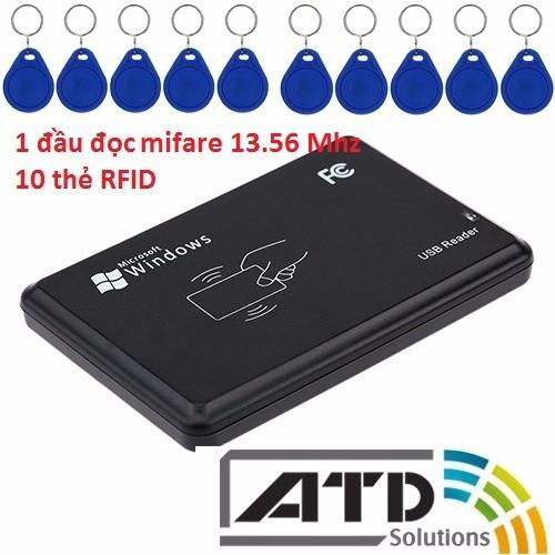 Đầu đọc thẻ RFID mifare 13,56 Mhz - 4246752 , 5496134 , 15_5496134 , 295000 , Dau-doc-the-RFID-mifare-1356-Mhz-15_5496134 , sendo.vn , Đầu đọc thẻ RFID mifare 13,56 Mhz