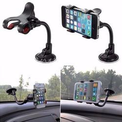 Kẹp điện thoại trên ô tô - gia đỡ đa năng