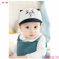 Mũ cho bé 4-18 tháng