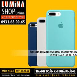 Ốp lưng iPhone 7 Plus Zin Apple Silicon giá rẻ