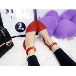 Giày sandal quai choàng khóa