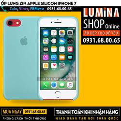 Ốp lưng iPhone 7 Zin Apple Silicon giá rẻ