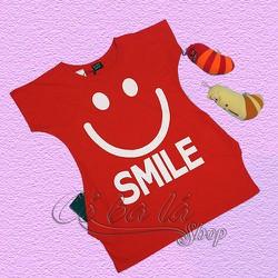 Áo thun big size Smile