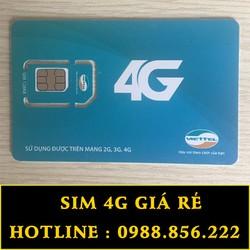 Sim 4G Viettel tặng 4GB trong tháng trọn gói trong 6 tháng Miễn Phí.