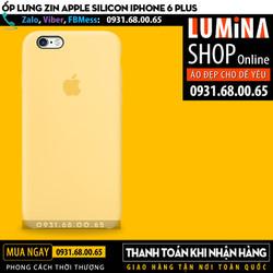 Ốp lưng iPhone 6 Plus Zin Apple Silicon giá rẻ