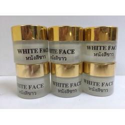 Kem siêu dưỡng trắng da White face Thái Lan
