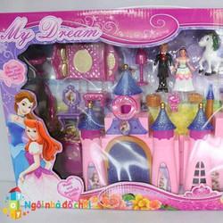 Mô hình lâu đài công chúa