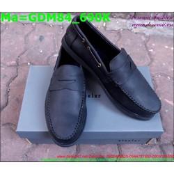 Giày mọi nam da thật với hai màu thời trang GDM84 View