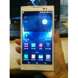 Điện thoại Sky A860 trắng zjn full pk