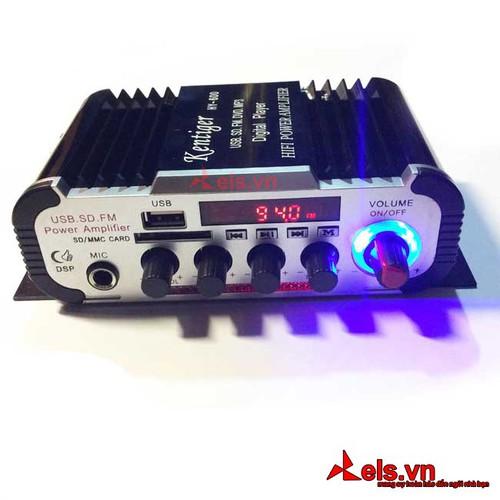 Âm li mini 12V kintiger HY-600