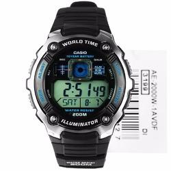 Đồng hồ Casio illuminator