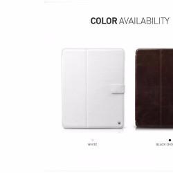Bao da máy tính bảng New Ipad – Masstige Block Folio Diary