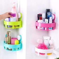 Bộ 3 giá để đồ bằng nhựa cao cấp trong nhà tắm