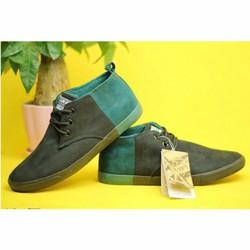 Giày boot cổ cao phong cách mạnh mẽ cực ngầu