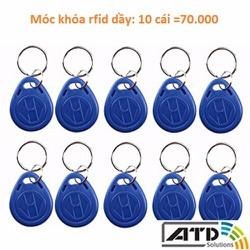 Móc khóa RFID 125 Khz loại dầy