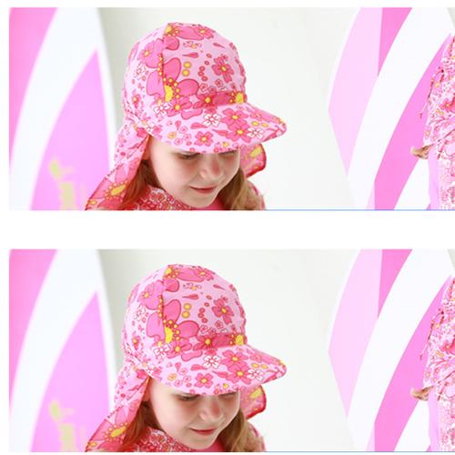 Mũ đi biển bơi che gáy màu hồng hình hoa - 4247375 , 5500855 , 15_5500855 , 150000 , Mu-di-bien-boi-che-gay-mau-hong-hinh-hoa-15_5500855 , sendo.vn , Mũ đi biển bơi che gáy màu hồng hình hoa
