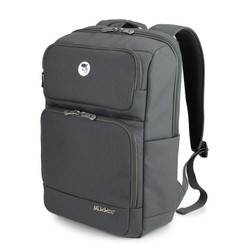 Balo laptop  Mikkor The Ives Backpack Charcoal