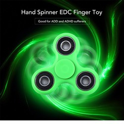 Con Quay Giảm Stress Hand Spinner dạ quang cao cấp