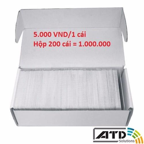 Thẻ RFID proxy 125Khz - 4246792 , 5496501 , 15_5496501 , 1000000 , The-RFID-proxy-125Khz-15_5496501 , sendo.vn , Thẻ RFID proxy 125Khz