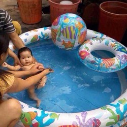 bể bơi 3 chi tiết