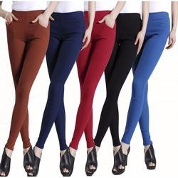 quần legging nhiều màu hot