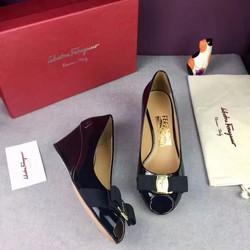 Giày đế xuồng nữ cao cấp,phong cách trẻ trung mới