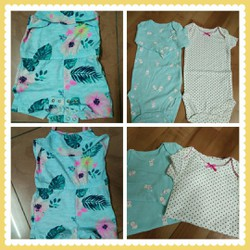 SET JUM - BODY SUITS XUẤT KHẨU