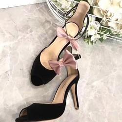 Giày cao gót nữ phong cách thời trang hiện đại mới