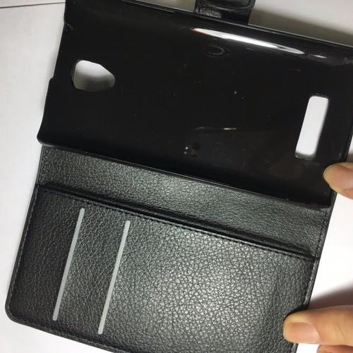 Lenovo-A2010-Bao da có khe để thẻ