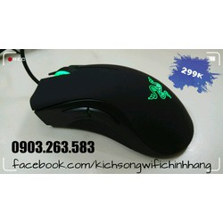 Chuột Razer DeathAdder Essentinal OEM  - Ergonomic PC Gaming