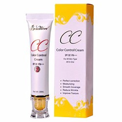 Kem Trang Điểm Hiệu Chỉnh Màu Da Beaumore CC Color Control Cream