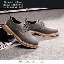giày da nam cao cấp - Mẫu mới 2017