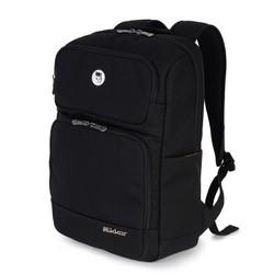 Balo laptop Mikkor The Ives Backpack Black