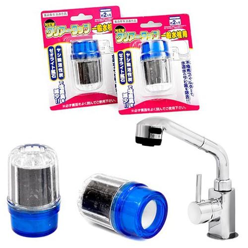 Combo 2 vòi lọc nước + giỏ treo dụng cụ rửa chén bát