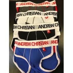 Quần độn mông và chym nam 2in1 Andrew Christian